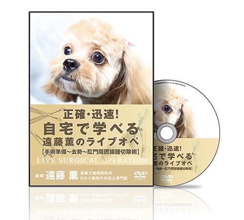 正確・迅速!自宅で学べる遠藤薫のライブオペ│医療情報研究所DVD