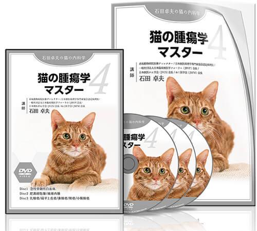猫の腫瘍学マスター│医療情報研究所DVD