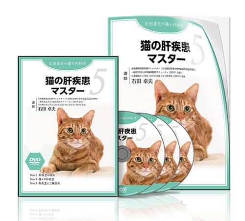 猫の肝疾患マスター│医療情報研究所DVD