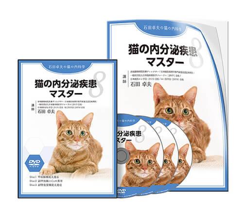 猫の内分泌疾患マスター│医療情報研究所DVD