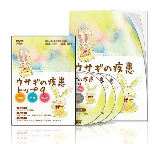 ウサギの疾患トップ9 症状・治療・予防法│医療情報研究所DVD